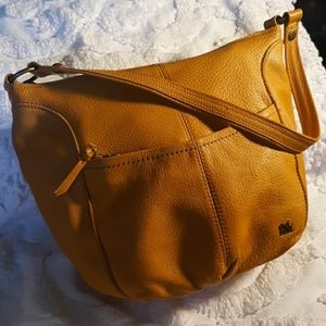 The Sak All Leather Hobo